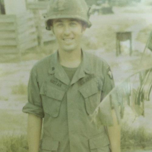 Dick Hattan, US Army